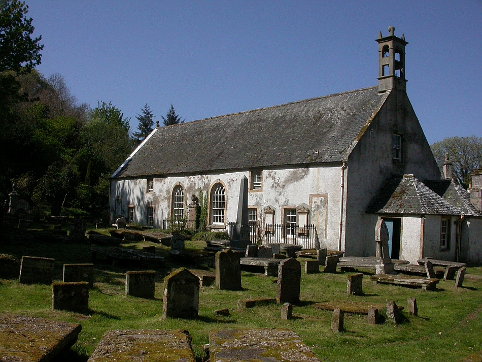 OLD CHURCH CROMARTY